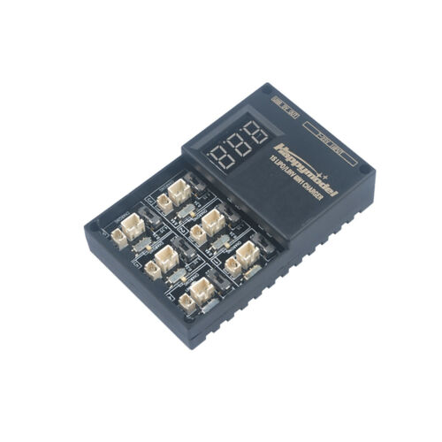 Happymodel 6in1 3.7V 3.8V 1S Lipo LiHv Battery Charger Board for  Mobula 7