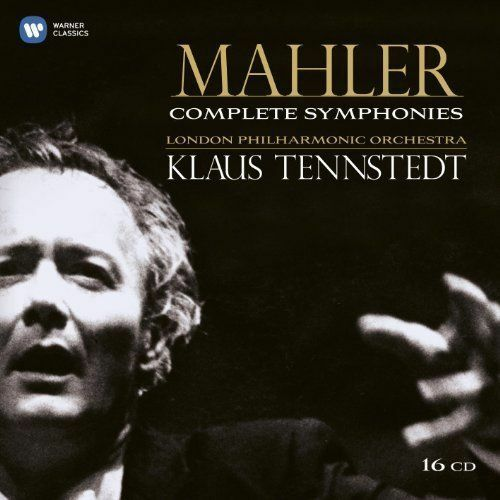 Classical Music : The Complete Mahler Recordings  CD NEW. Klaus Tennstedt