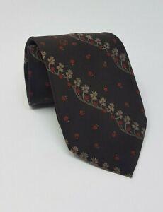 Cravatta-valentino-100-pura-seta-tie-silk-original-vintage-made-in-italy