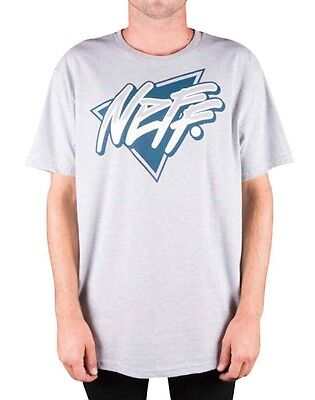 BRAND NEW WITH TAGS Neff CONCORD 2 Tee Shirt BLACK MEDIUM-2XLARGE LIMITED