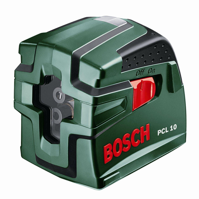 Niveau Kreuzlinienlaser, Zweireiher Bosch Pcl 10 Metodo Messkoffer Precisa