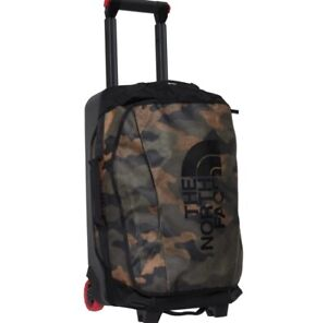 """The North Face 22"""" Rolling Thunder Carry-On Rolling Suitcase"""