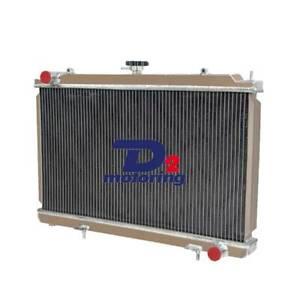 3ROW-ALUMINIUM-RADIATOR-FOR-NISSAN-SILVIA-S14-S15-SR20DET-ENGINE-1994-2002-MT