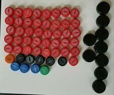 60 My Coke Rewards Coke Caps/Unused Codes Mixed Brands