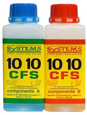 RESINA EPOSSIDICA CECCHI 10 10 CFS 750 gr.
