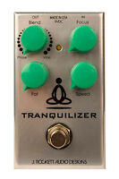Rockett Pedals Tranquilizer Phaser / Vibe Pedal Free Shipping