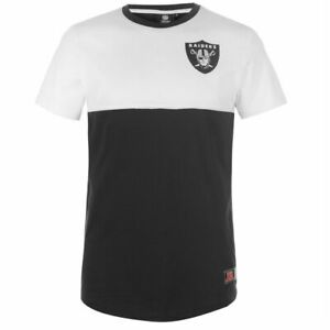 NFL Oakland Raiders T Shirt Mens ALL SIZES Official Team Apparel Jersey