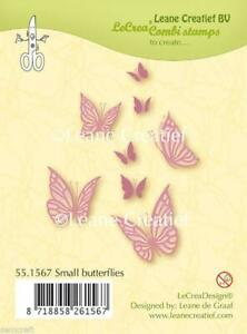 Leane-Creatief-Clear-Cling-Stamp-SMALL-BUTTERFLIES-55-1567