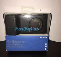 Nokia Pd-95g Camera Grip And Extra Battery For Lumia 1020 - Black