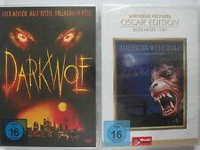 Horror Werwolf Sammlung - Dark Wolf & American Werewolf - Vollmond Mond Darkwolf