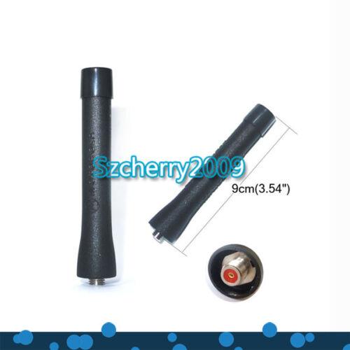 2 pcs VHF Stubby Antenna For Motorola HT1000 XTS5000 XTS3000 MT2000 JT1000