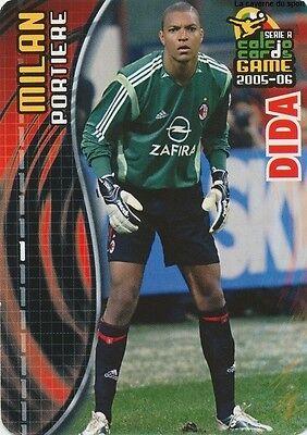 Nº 111 Dida Brazil Ac Milan Card 2006 Panini Calcio Ebay