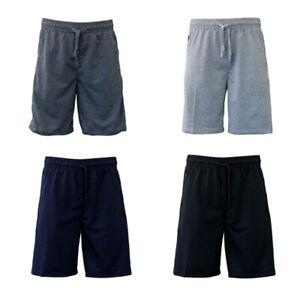 NEW-Men-039-s-Casual-Gym-Sports-Training-Jogging-Basketball-Shorts-w-Zip-Pockets