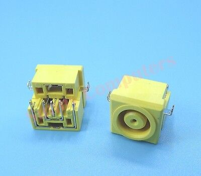 Cables Occus New DC Power Jack Connector Socket for Lenovo ...