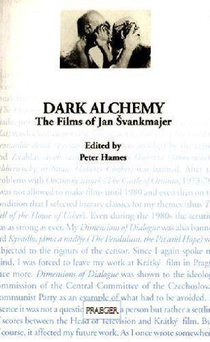 Dark Alchemy: The Films of Jan Svankmajer (Paperback or Softback)