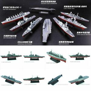 4D-Assemble-Battleship-Warship-Model-Modern-Class-Aircraft-Carrier-Military-Toy