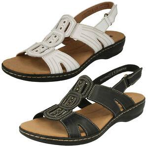 Clarks Damen Sandalen Leisa Rebe Sandalen Damenschuhe
