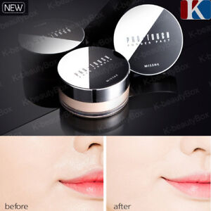 FACE-POWDER-Missha-Pro-Touch-Loose-Face-Powder-SPF15-2COLOR-Korean-Cosmetics