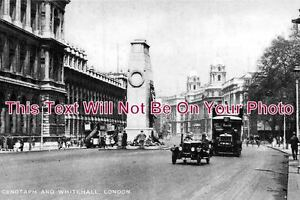 LO-82-Cenotaph-and-Whitehall-London-6x4-Photo