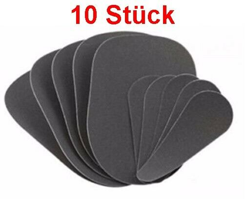 10 Ersatzpad für Depil Pads Peeling Enthaarungspads Haarentfernung Ersatz Pad .