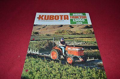 Kubota B-670 Backhoe Dealers Brochure DCPA2