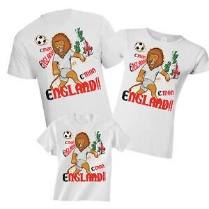England-Womens-World-Cup-2019-Football-Mascot-T-Shirt-Choice-Of-MENS-LADIES-KIDS