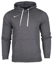 Jacke Nike Hoodie PO FLC TM Club 19 Ar3239 071 s grau