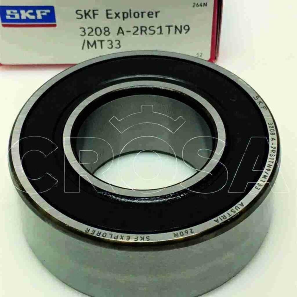 le migliori marche vendono a buon mercato CUSCINETTO SKF SKF SKF 3208 2RS A TN9 MT33  prezzi eccellenti