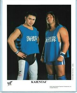 WWE-KAIENTAI-P-679-OFFICIAL-LICENSED-AUTHENTIC-8X10-PROMO-PHOTO-VERY-RARE