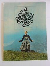 SOUND OF MUSIC 1965 ORIGINAL SOUVENIR PROGRAM BOOK 52 pages JULIE ANDREWS