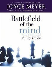 New Battlefield of the Mind: Winning The Battle in Your Mind Study Guide