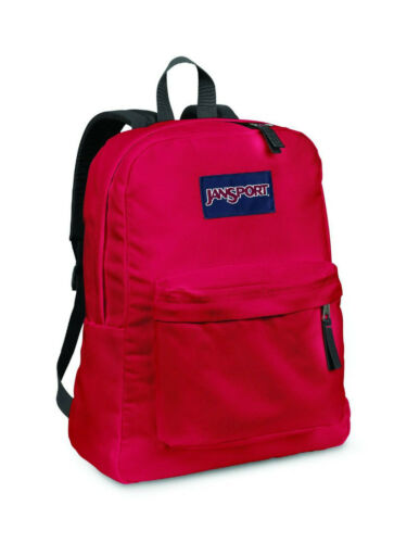 New With Tags JanSport T501 SuperBreak 100/% Authentic Book Bag School Backpack