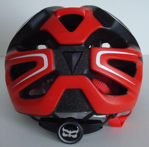 Kali Protectives Chakra Plus XC Helmet Sonic Matte Black//Red