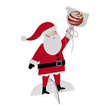 Meri Meri Christmas Santa Cake Pop Stand & Treat Kit, Cello Bags & Ribbon x6