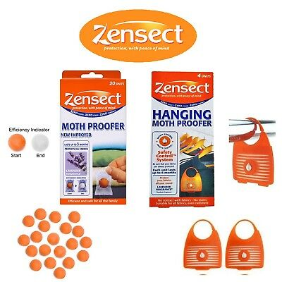 Zensect Palline & Da Parete Zanzare A Prova Di Lavanda Tessuto Ammazza Bright In Colour Home & Garden Household Supplies & Cleaning