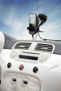 TomTom-fur-Apple-Iphone-5-Car-Kit-Freisprechhalterung-Ladekabel-12Volt-WOW