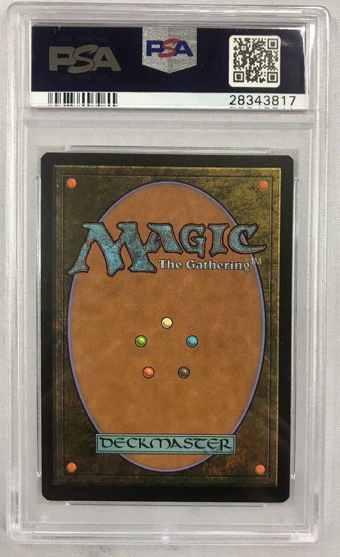 Magic Magic Magic the Gathering FORCE OF WILL AMONKHET INVOCATIONS Foil PSA 10 GEM MT da5464