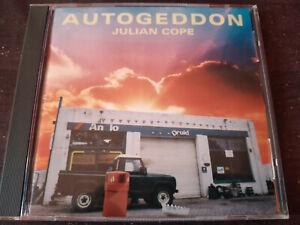 JULIAN COPE - Autogeddon CD Alternative Rock / Pop Rock / Teardrop Explodes