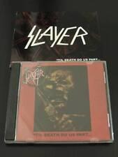 SLAYER - Til Death Do Us Part (us Sessions '84) CD Metallica Exodus Testament