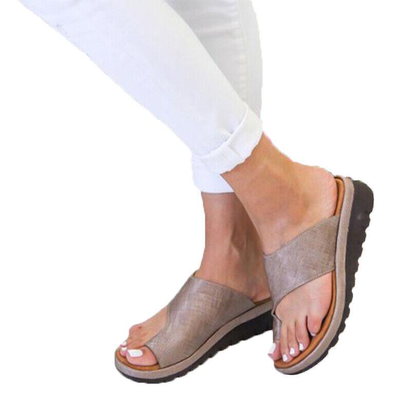 BESTWalk Orthopedic Premium Toe Corrector Sandals 9