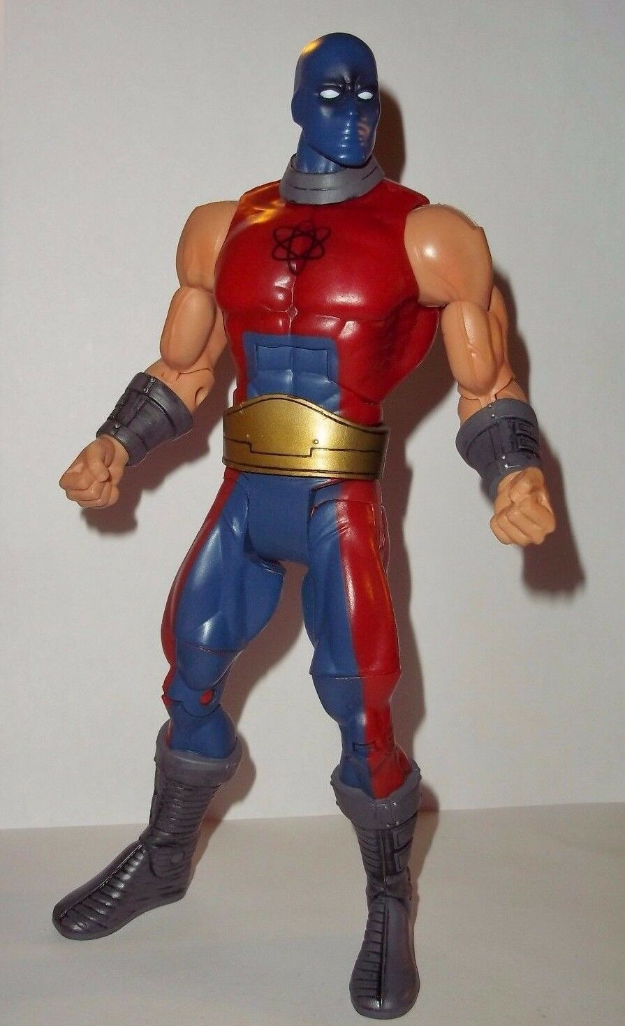 DC Universe Classics ATOM SMASHER build a figure baf complete wave 7 dcu dcuc