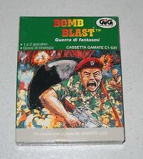 Cassetta GIG Gamate BOMB BLAST Guerra di fantasmi NUOVO Console C1-031