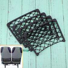 2xSmall Elasticated Black Storage//Magazine Net Motorhome//Caravan//Van//Boat//Car