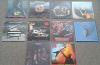 Rock / Punk Record Collection 110 x Vinyl Records *** Full List & All Images ***