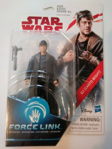 DJ Canto Bight  Sealed Toy action Figure The Last Jedi NEW 3.75 In Star Wars