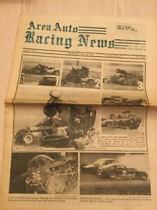 Details about 1975 Auto Car Racing Newspaper Fonda Speedway Statewide  Mohawk River Reading