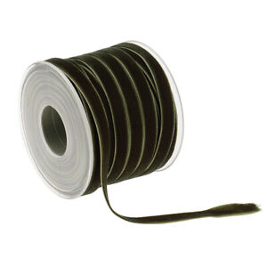 20-Yard-Velvet-Ribbon-Roll-Fabric-Ribbon-For-Gift-Package-Wrapping-Crafts