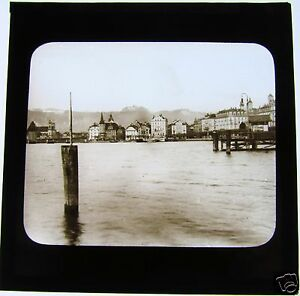 Glass Magic Lantern Slide LUCERNE LAKE VIEW  C1910 SWITZERLAND - <span itemprop='availableAtOrFrom'>Cornwall, United Kingdom</span> - Returns accepted Most purchases from business sellers are protected by the Consumer Contract Regulations 2013 which give you the right to cancel the purchase within 14 days after the day - <span itemprop='availableAtOrFrom'>Cornwall, United Kingdom</span>