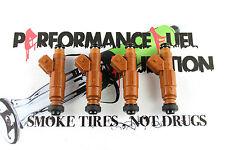 4 - 320cc 30lb Fuel injectors 89-05 Mazda Miata MX-5 1.6L & 1.8L Turbo B6ZE BP