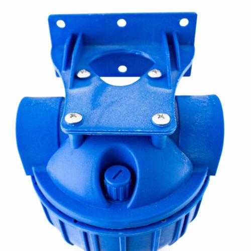 """BITUXX Vorfilter 1/"""" Schmutzfilter Wasserfilter Pumpen Hauswasserwerke 4000L//h"""